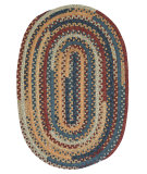 RugStudio presents Colonial Mills Market Mix Mm02 Summer Braided Area Rug